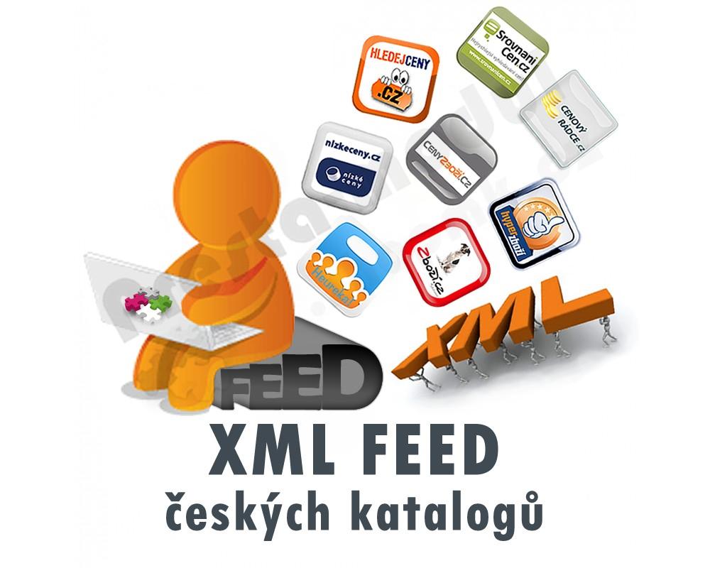 Vyjděte vstříc zákazníkům snovým XML feedem