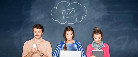 5 důvodů, proč se rozhoupat pro email marketing
