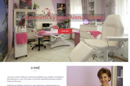 Kosmetický guru Alena Štiková