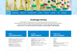 Challenger Hockey