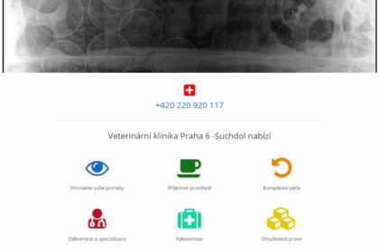 Veterinární klinika Praha 6 - Suchdol