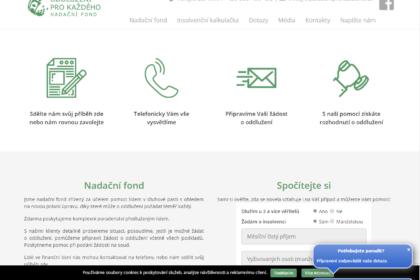 Seznamka webové stránky pomocí wordpress